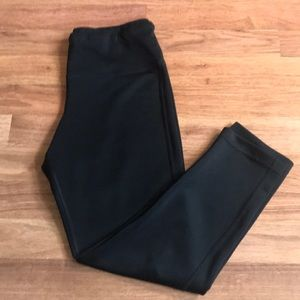 Reebok Crop Athletic Leggings